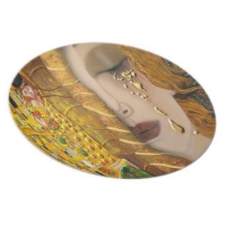 My Klimt Serie Plate