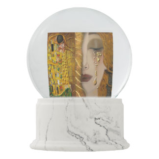 My Klimt Serie Snow Globe