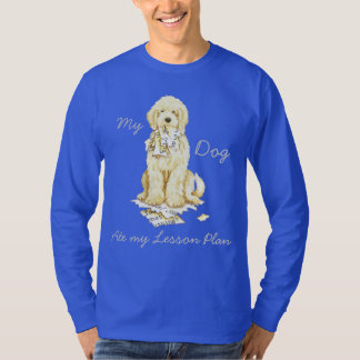 My Komondor Ate My Lesson Plan T-Shirt