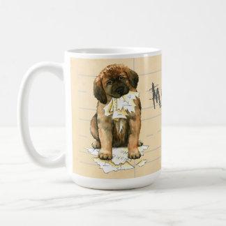 My Leonberger Ate My Homework Coffee Mug