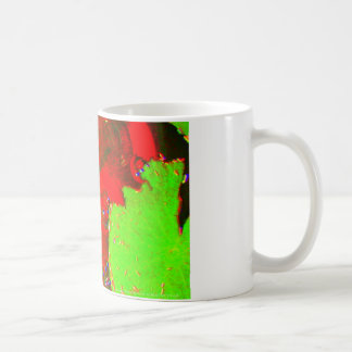 MY LIFE AND ASSORTED ABSTRACTS BASIC WHITE MUG