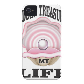 my life hidden treasure iPhone 4 covers