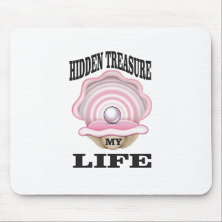 my life hidden treasure mouse pad