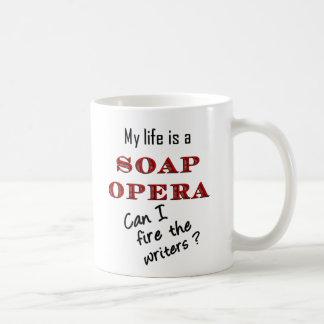 My Life is a Soap Opera #3 Coffee Mug