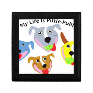 My Life is Pittie-full Gift Box