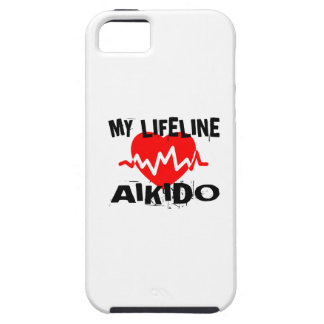 MY LIFE LINA AIKIDO MARTIAL ARTS DESIGNS CASE FOR THE iPhone 5