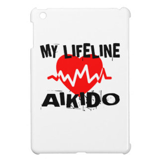 MY LIFE LINA AIKIDO MARTIAL ARTS DESIGNS iPad MINI COVER