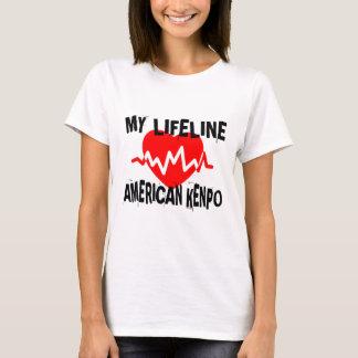 MY LIFE LINA AMERICAN KENPO MARTIAL ARTS DESIGNS T-Shirt