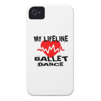 MY LIFE LINA BALLET DANCE DESIGNS iPhone 4 CASE