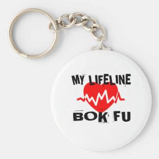MY LIFE LINA BOK FU MARTIAL ARTS DESIGNS KEY RING