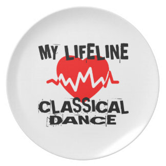 MY LIFE LINA CLASSICAL DANCE DANCE DESIGNS PLATE