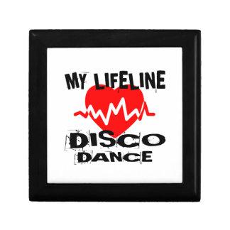 MY LIFE LINA DISCO DANCE DESIGNS GIFT BOX