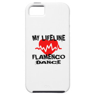 MY LIFE LINA FLAMENCO DANCE DESIGNS iPhone 5 CASE