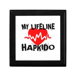 MY LIFE LINA HAPKIDO MARTIAL ARTS DESIGNS GIFT BOX
