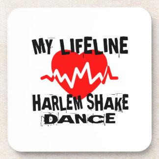 MY LIFE LINA HARLEM SHAKE DANCE DESIGNS COASTER