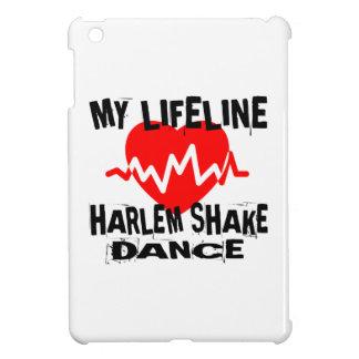 MY LIFE LINA HARLEM SHAKE DANCE DESIGNS iPad MINI CASE