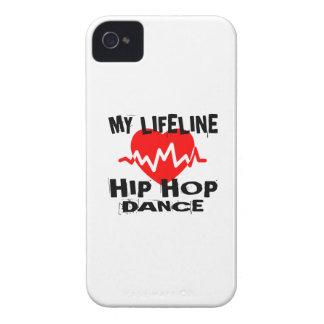 MY LIFE LINA HIP HOP DANCE DESIGNS Case-Mate iPhone 4 CASE