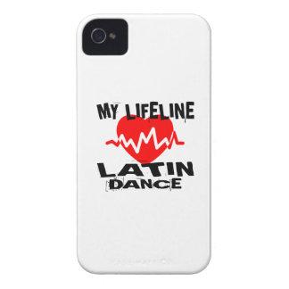 MY LIFE LINA LATIN DANCE DESIGNS iPhone 4 Case-Mate CASE