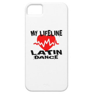 MY LIFE LINA LATIN DANCE DESIGNS iPhone 5 CASES