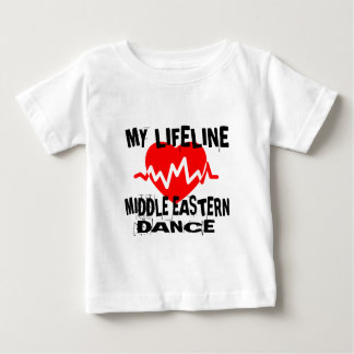 MY LIFE LINA MIDDLE EASTERN DESIGNS BABY T-Shirt