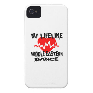 MY LIFE LINA MIDDLE EASTERN DESIGNS iPhone 4 CASE