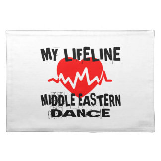 MY LIFE LINA MIDDLE EASTERN DESIGNS PLACEMAT