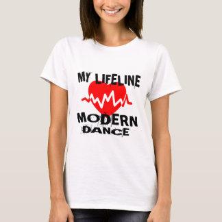 MY LIFE LINA MODERN DANCE DESIGNS T-Shirt