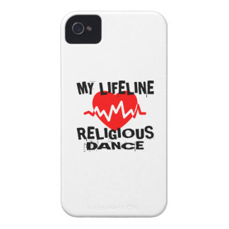 MY LIFE LINA RELIGIOUS DANCE DESIGNS iPhone 4 Case-Mate CASE