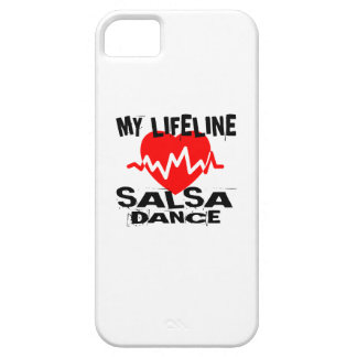 MY LIFE LINA SALSA DANCE DESIGNS iPhone 5 CASES