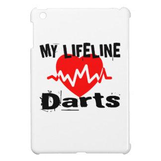 My Life Line Darts Sports Designs iPad Mini Covers