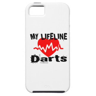 My Life Line Darts Sports Designs iPhone 5 Cases