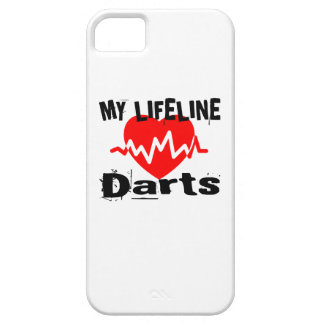 My Life Line Darts Sports Designs iPhone 5 Cover