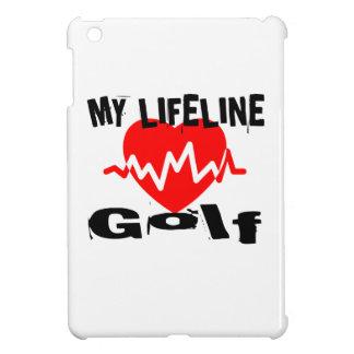 My Life Line Golf Sports Designs iPad Mini Case