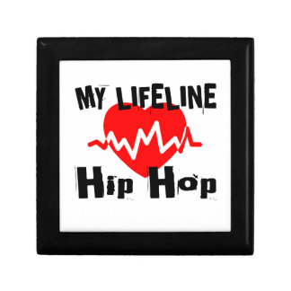 My Life Line Hip Hop Sports Designs Gift Box
