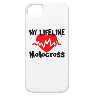 My Life Line Motocross Sports Designs iPhone 5 Cover