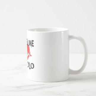 MY LIFE LINE PICCOLO MUSIC DESIGNS COFFEE MUG
