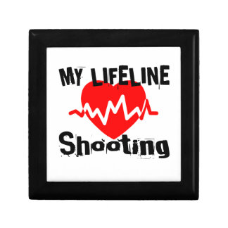 My Life Line Shooting Sports Designs Gift Box