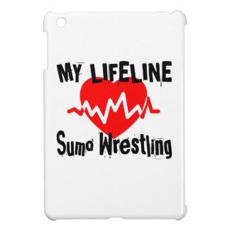 My Life Line Sumo Wrestling Sports Designs Case For The iPad Mini