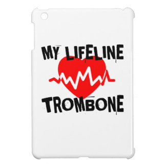 MY LIFE LINE TROMBONE MUSIC DESIGNS iPad MINI COVER
