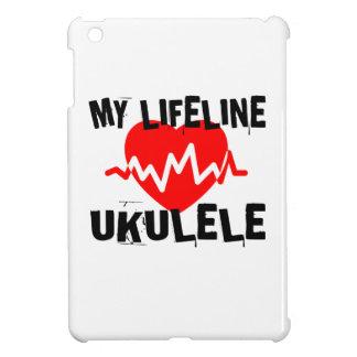 MY LIFE LINE UKULELE MUSIC DESIGNS iPad MINI CASE