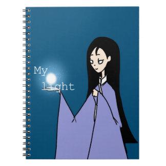 My Light Notebook