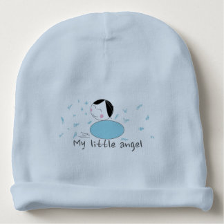 My Little Angel - Cute Cotton Baby Beanie