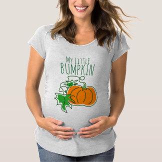 My Little BUMPKIN Halloween Maternity T-Shirt