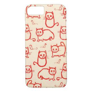 My little Cat iPhone 7 Case