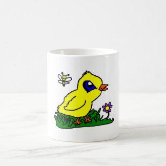 My little chick basic white mug