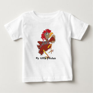 My Little Chicken Baby T-Shirt