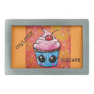 My Little Cupcake Belt Buckle