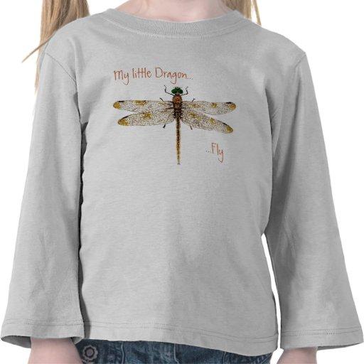 My Little Dragon...fly Tee Shirt