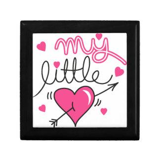 My little, heart, kid, love gift box