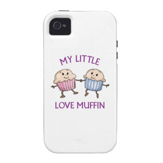 My Little Love Muffin Case For The iPhone 4